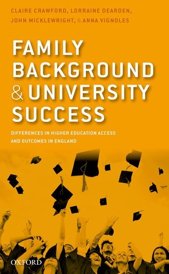 Family background & university success
