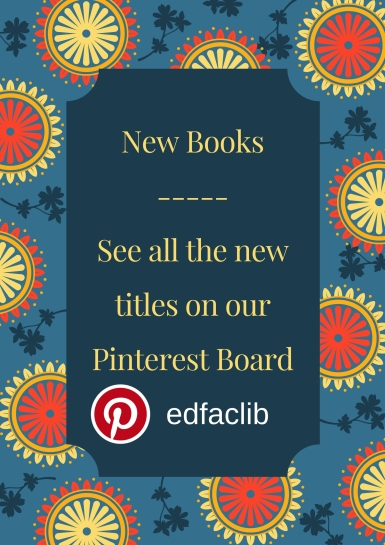 New BooksSee all the new titles on our Pinterest Board