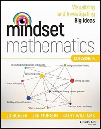 mindset mathematics - boaler
