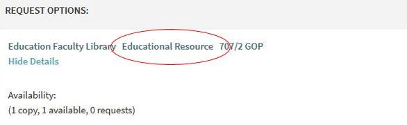 edu resources