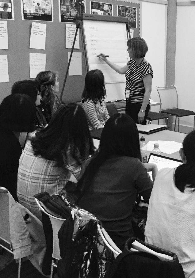 Oct - Teaching MPhil RSLE