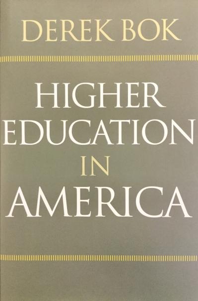 Higher education Bok