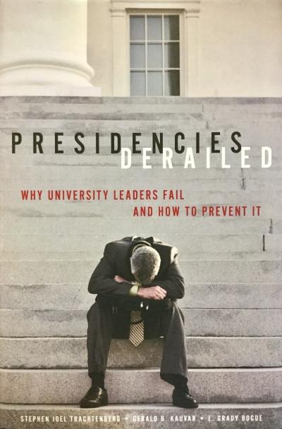 Presidencies derailed Trachtenberg