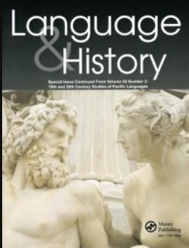 Language & History